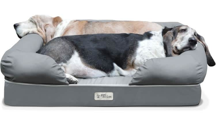 Petfusion orthopedic dog beds