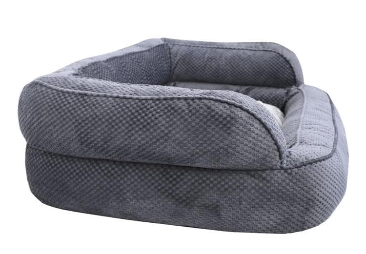 Simmons Beautyrest Colossal Rest Orthopedic Dog Bed