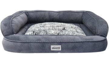 Simmons Beautyrest Colossal Rest Orthopedic Memory Foam Dog Bed Review