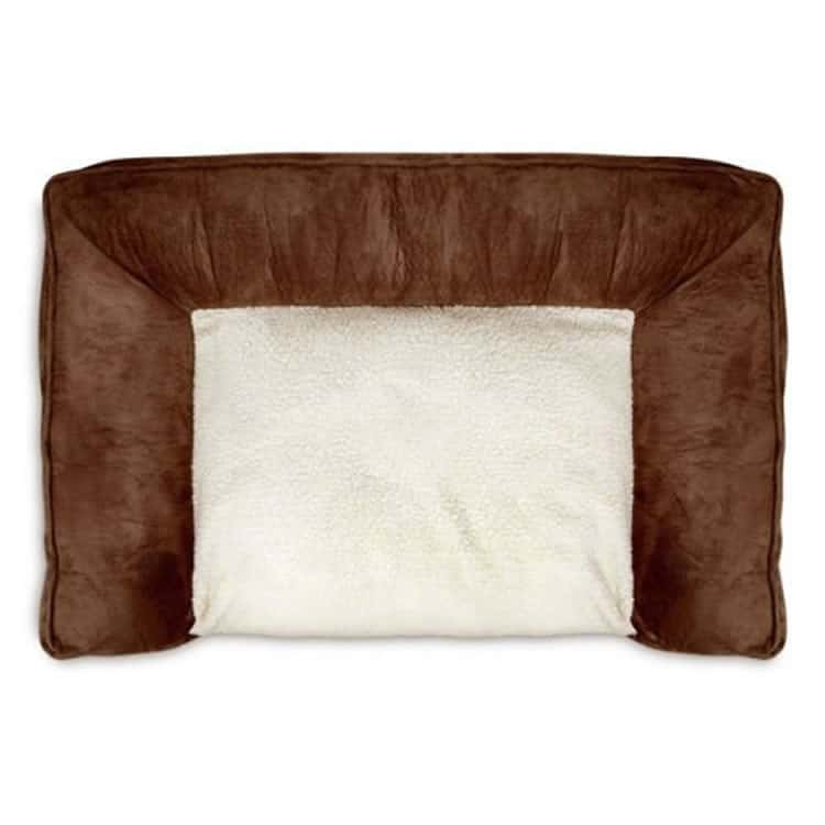 animal planet bed with bolster