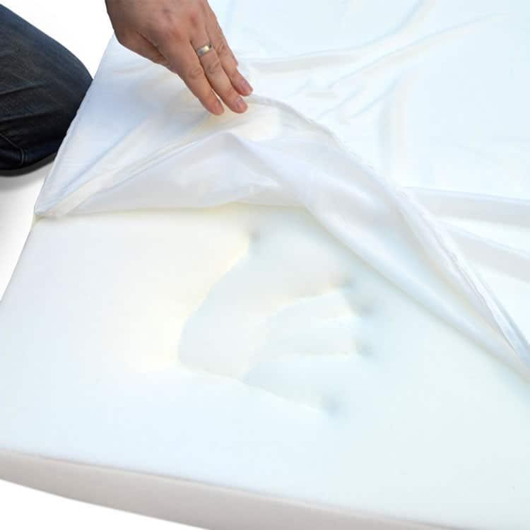 petfusion memory foam bed